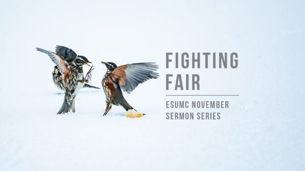 Fighting Fair (The Gathering)
